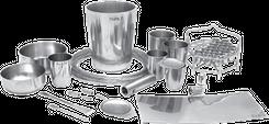 Посуда из драг. металлов